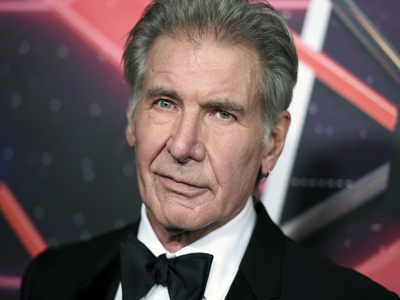 Harrison Ford: 'Star Wars' Looks Great So Far