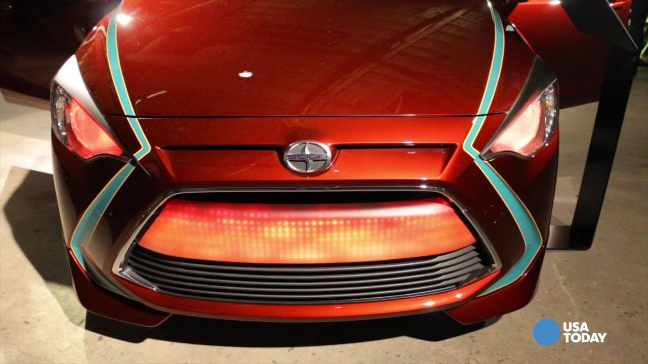 This spooky Scion iA has a mind of its own