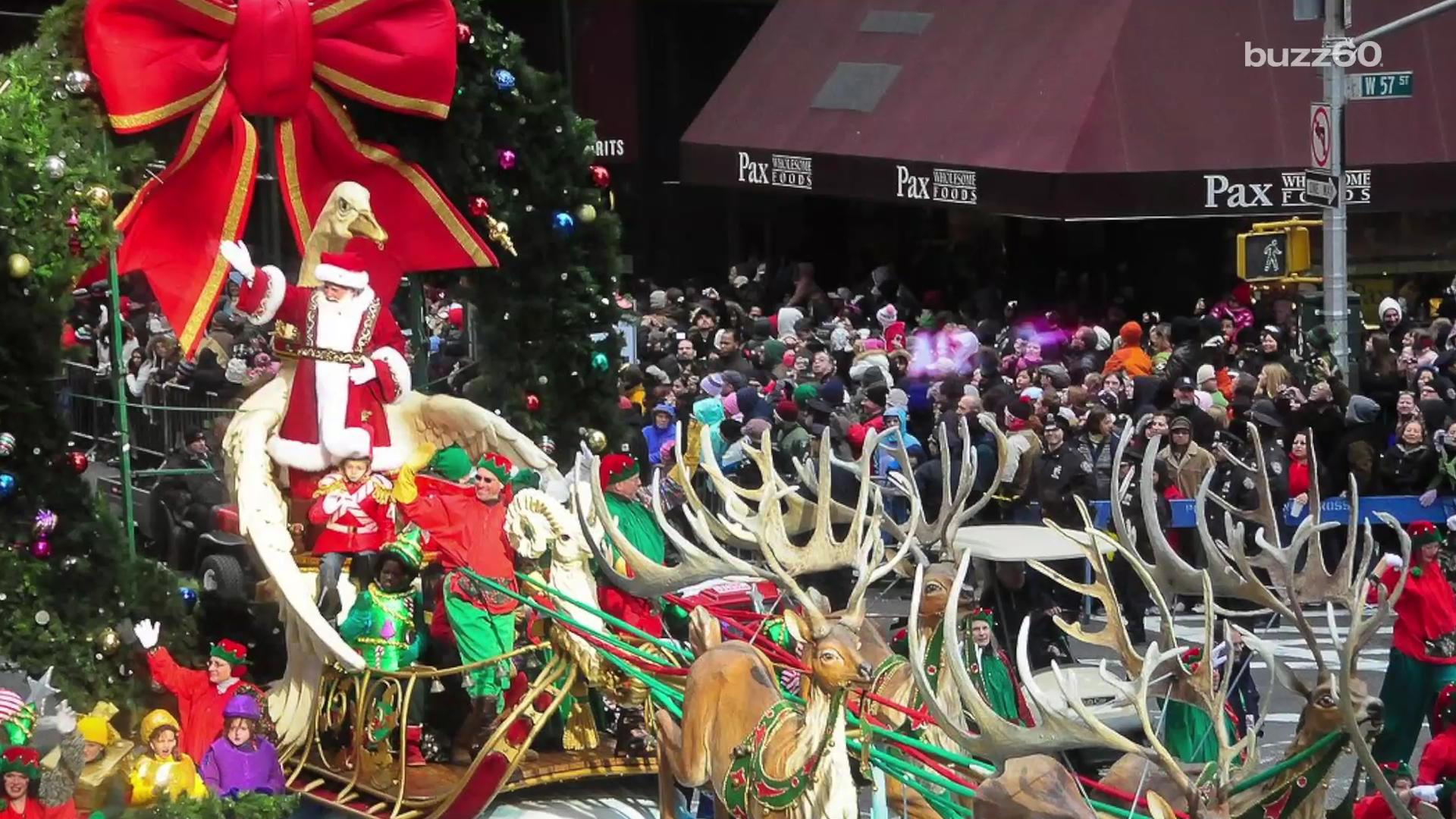 Macys Hours Christmas Eve 2019.7 Things You May Not Know About The Macy S Thanksgiving Day Parade