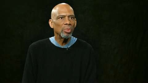 What Kareem thinks of Trump and Hillary