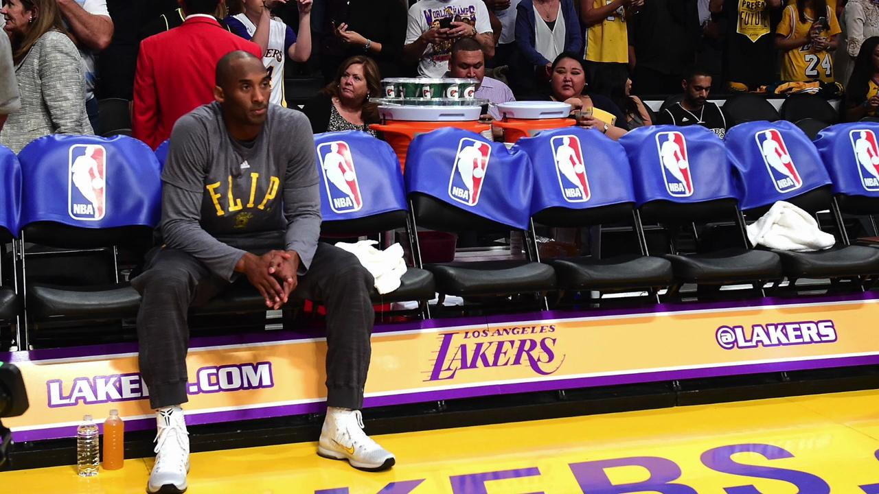 NBA Fast Break: Expect a long season for Kobe and Lakers