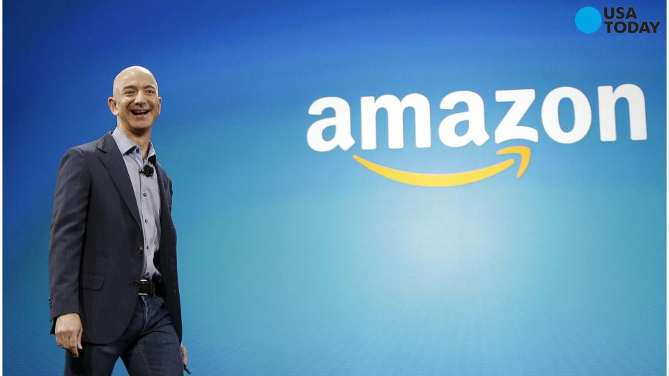 Amazon will offer paid paternity leave for the first time