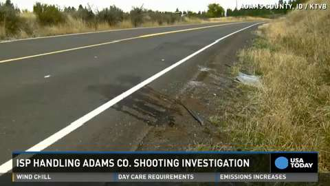 Rancher killed in shootout with deputies over bull