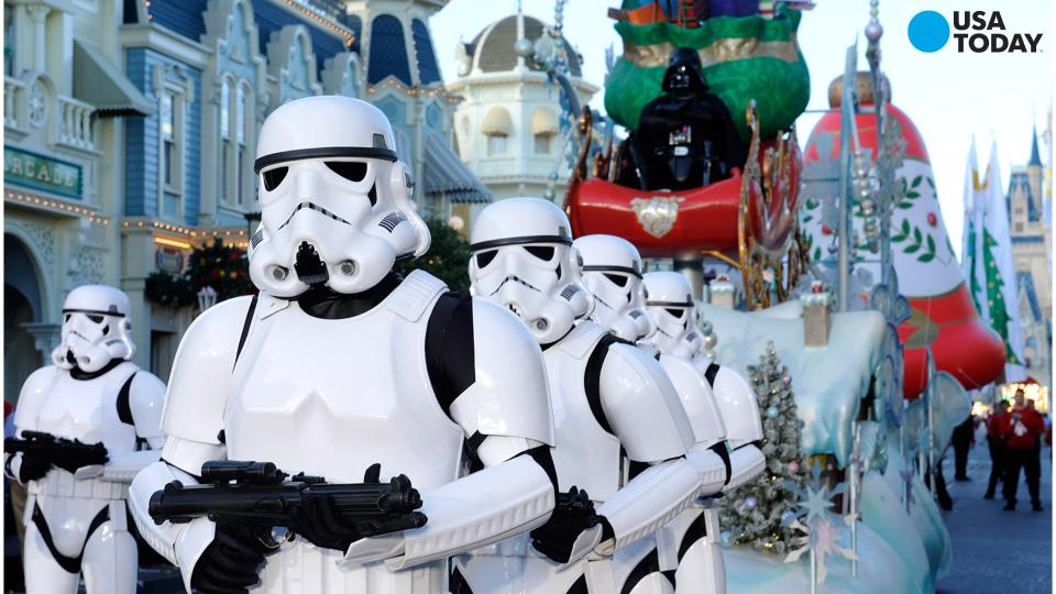 Disney says get ready for Star Wars World!