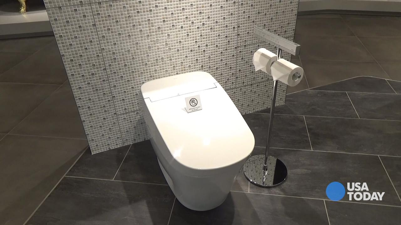 The Toto toilet museum