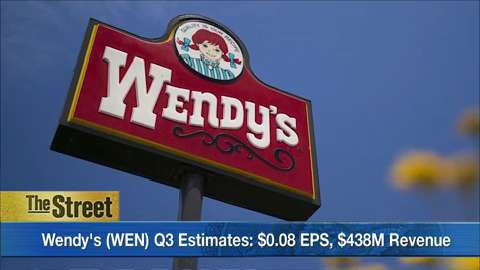 What to watch Wednesday: will investors take a bite of Wendy's