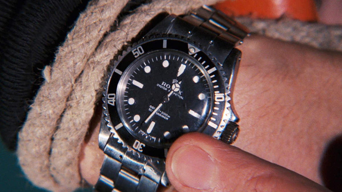 James Bond's Rolex can be yours for about $200,000
