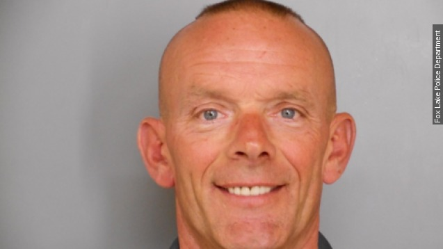 Officer whose death sparked manhunt committed suicide