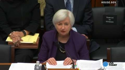 Fed chair: Our strategy is working