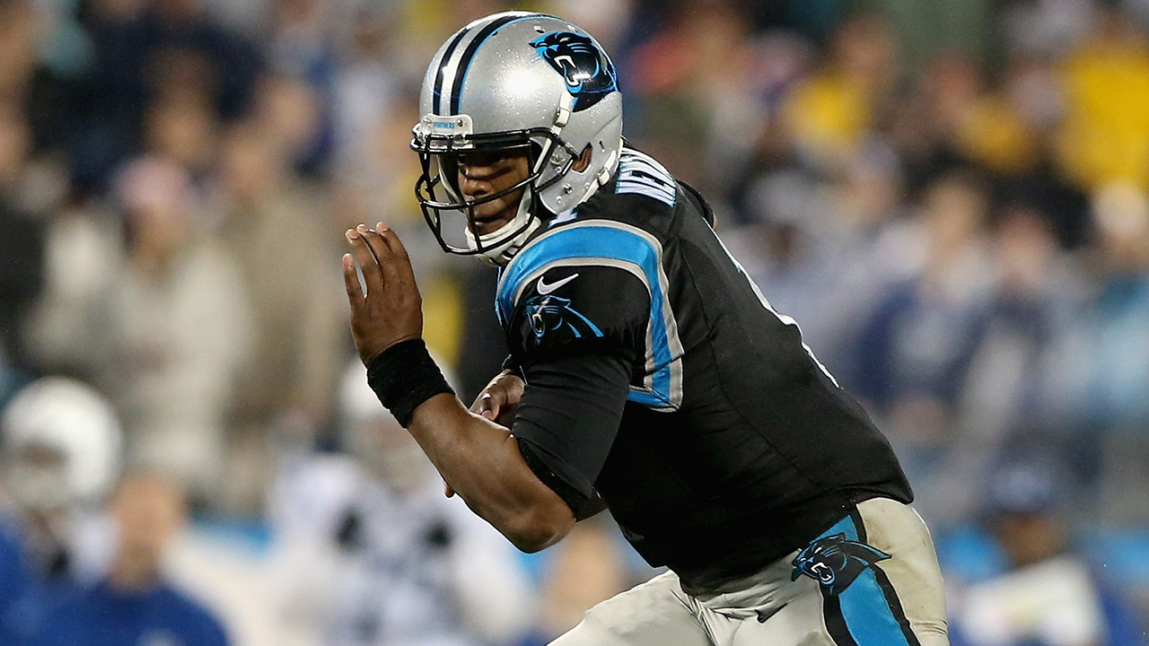 Charles Tillman on Cam Newton: 'He's in a league of his own'