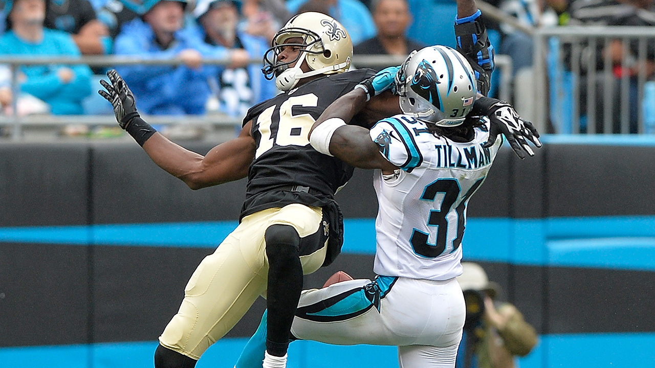 Panthers CB Charles Tillman: 'We take pride in defending out dirt'
