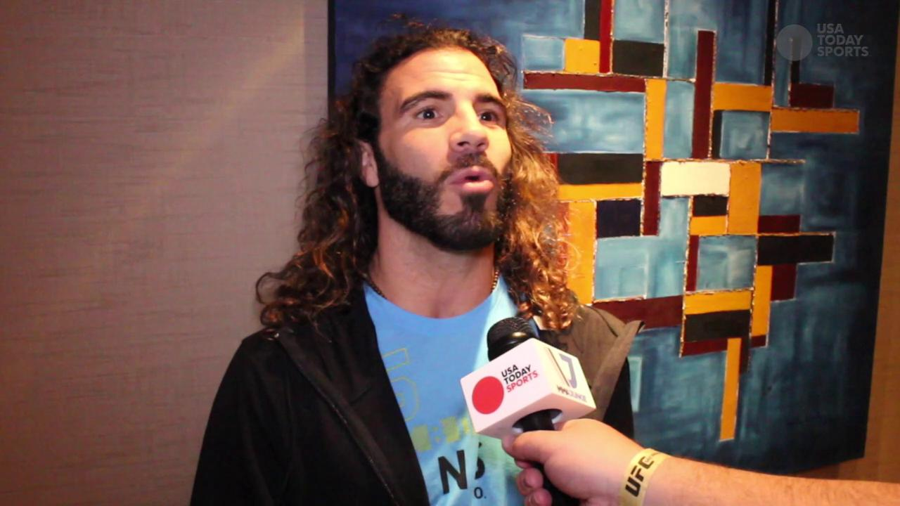 Clay Guida nearing a decade in UFC but won't be satisfied until he wins a belt