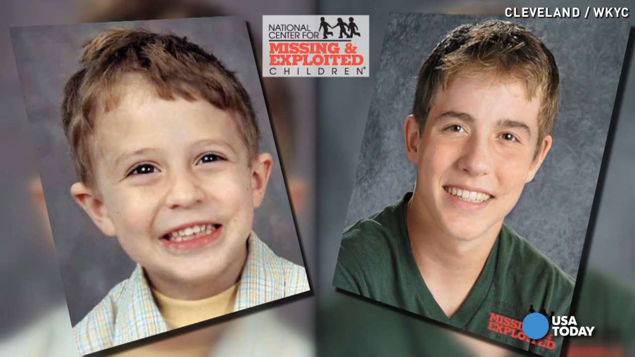 Boy missing 13 years finally found