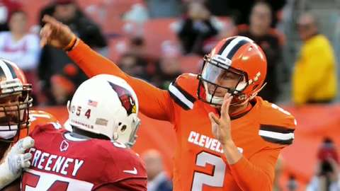 NFL Inside Slant: Johnny Manziel requires patience