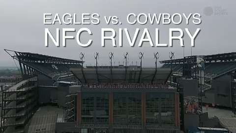 Eagles vs. Cowboys rivalry explained
