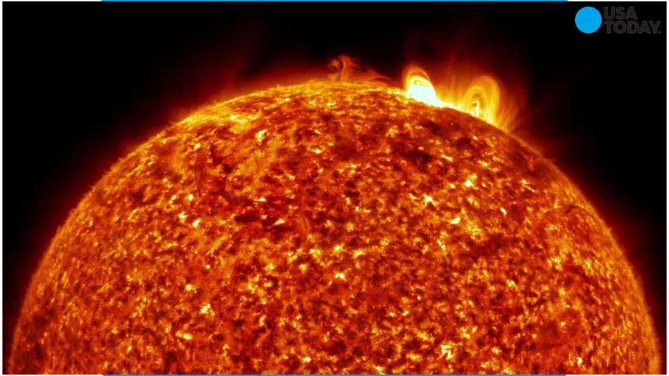 NASA releases hypnotic, stunning HD footage of the sun