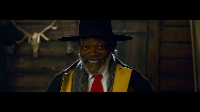 New trailer: 'The Hateful Eight'