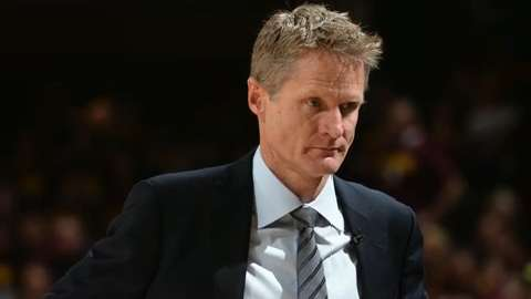 Steve Kerr might not return until February