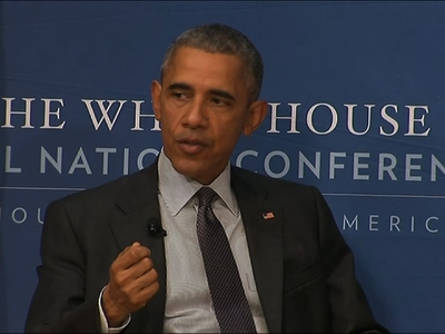 Obama: Teams Should Drop Native American Mascots