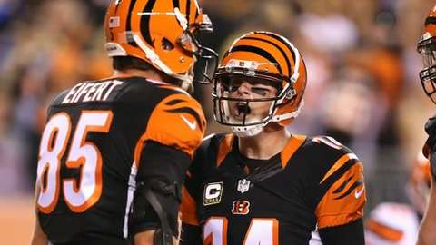 NFL Inside Slant: Bengals offense thriving