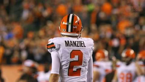 NFL Daily Blitz: Will Manziel stay the starter?