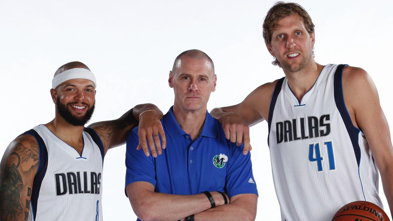 NBA Daily Hype: Carlisle, Mavs agree to long-term deal
