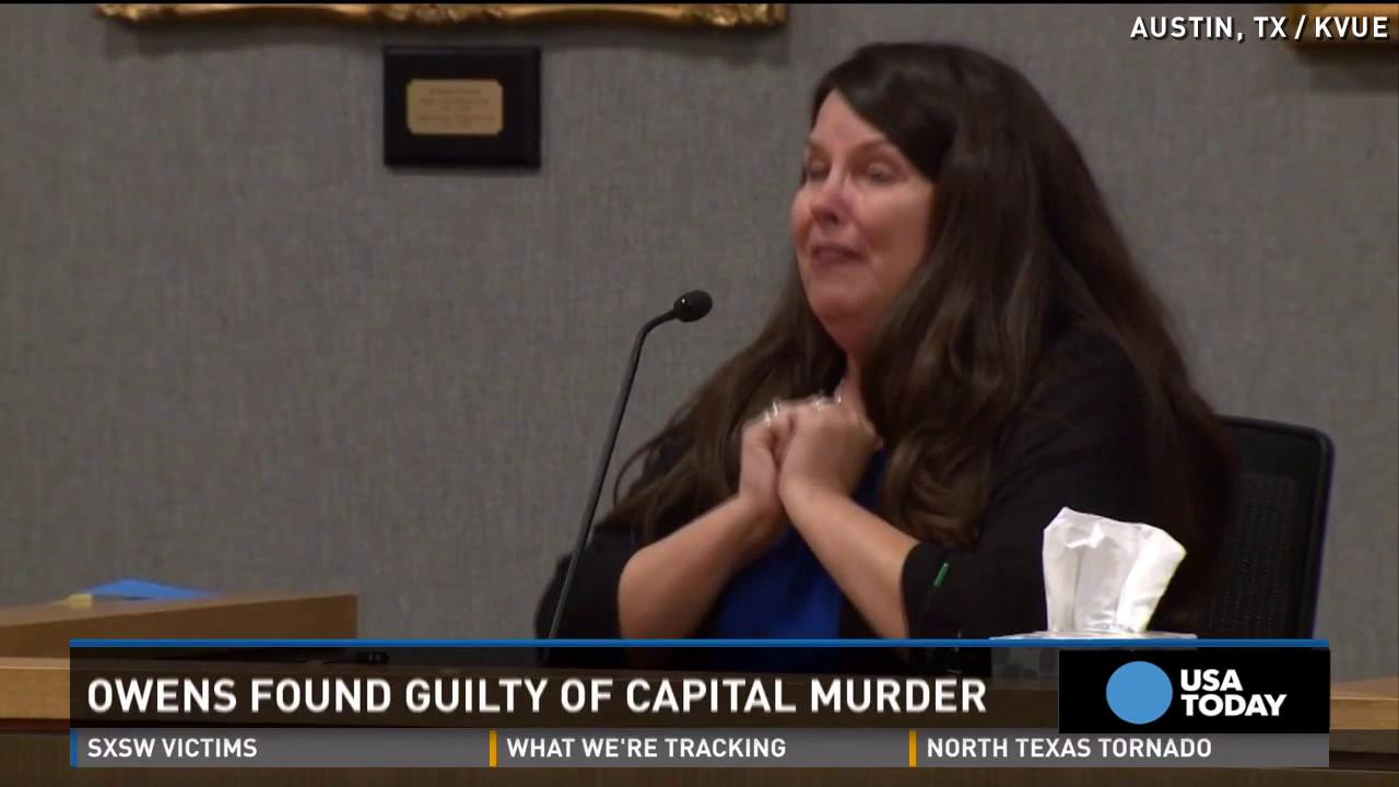 Man in deadly SXSW crash found guilty of capital murder