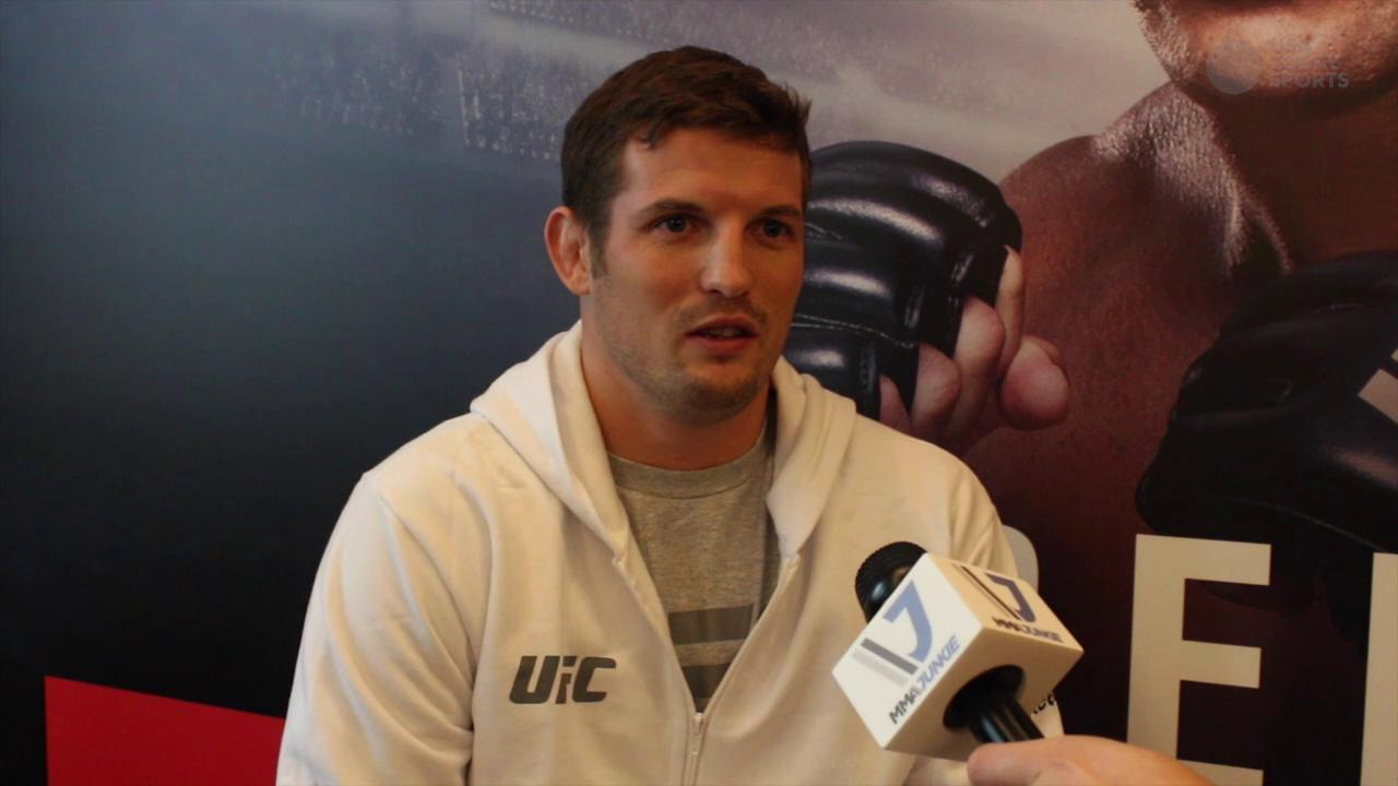 UFC Fight Night 77's Chas Skelly ready to show what he can do with full UFC fight camp