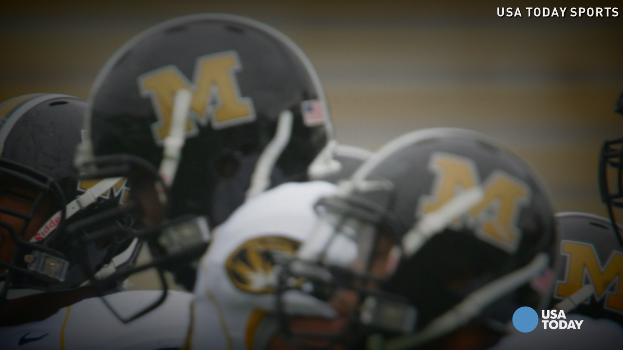 "Members of the University of Missouri football team say they ""will no longer participate in any football related activities until President Tim Wolfe resigns or is removed."" Wolfe has been criticized for his response to student concerns over racism."