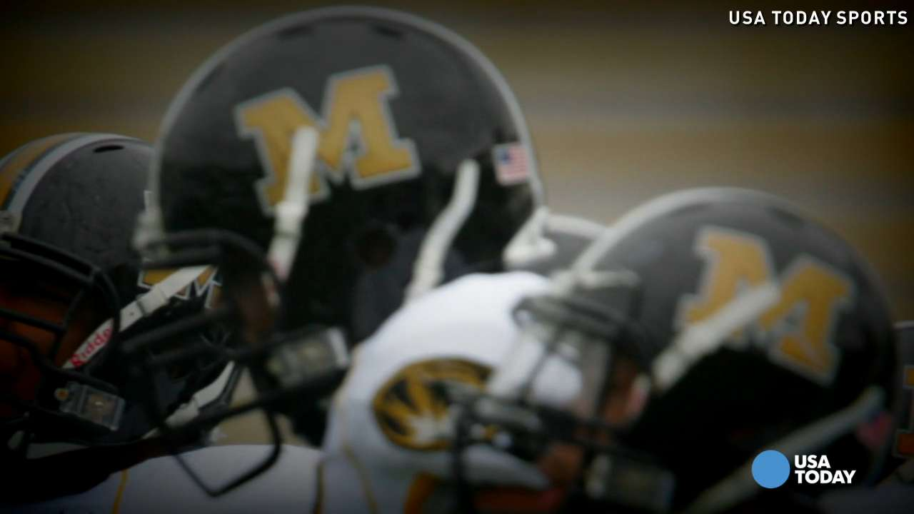 Mizzou football players go on strike over 'injustice'