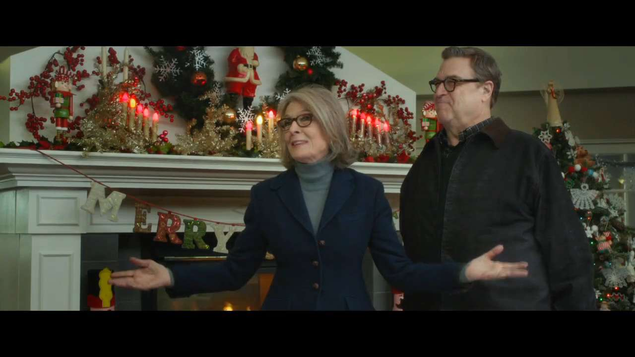 Holiday-themed 'Love the Coopers' has an ensemble cast that includes Jake Lacy, Amanda Seyfried, Olivia Wilde, Maxwell Simkins, Blake Baumgartner, John Goodman, Ed Helms, Alan Arkin, Diane Keaton, June Squibb and Alex Borstein.