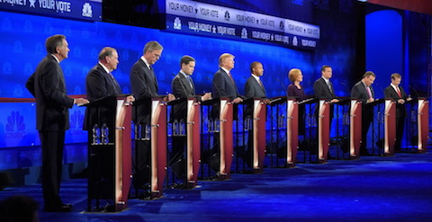 6 things to watch at the GOP debate in Milwaukee Tuesday