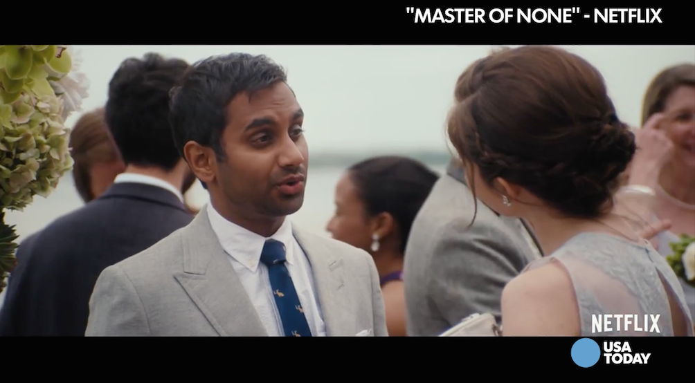 """Aziz Ansari's new Netflix series """"Master of None"""" has been a hit.  The comedian spoke to USA TODAY on the success of his new show and his career."""