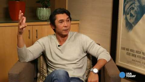 Lou Diamond Phillips talks about the challenges of filming 'The 33' in the farmlands of Colombia.