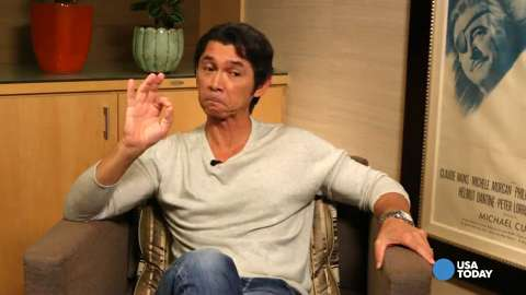 Lou Diamond Phillips Re Emerges With The 33