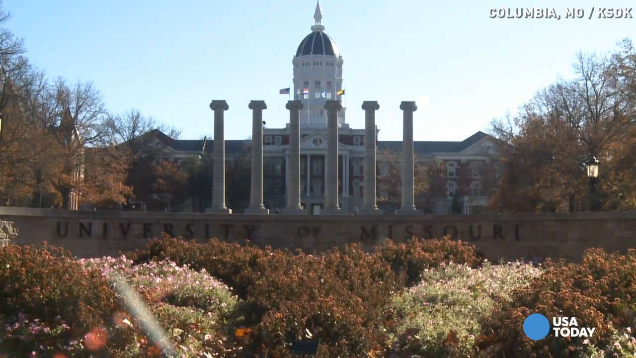 Racial incidents preceded Missouri president's resignation