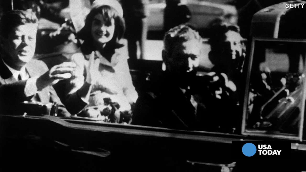 Woman that witnessed JFK assassination shares story