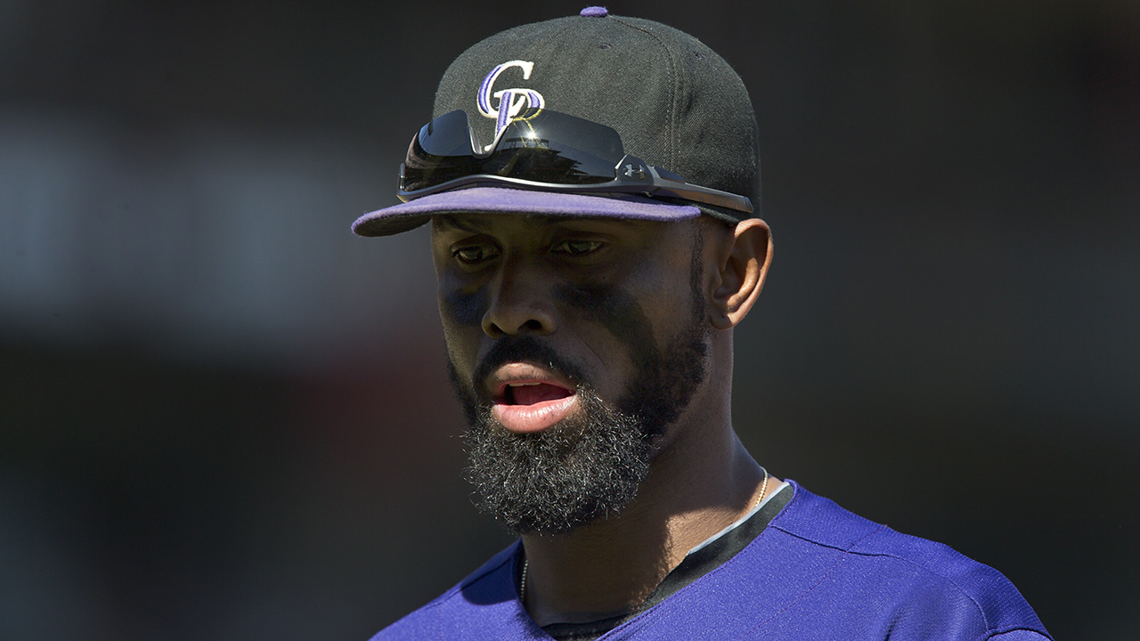 Report: Rockies shortstop Jose Reyes arrested for domestic abuse