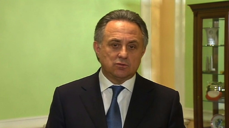 Sports minister: Doping is not a Russian problem