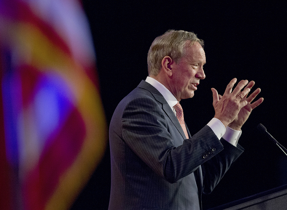 Pataki, bumped from undercard debate, discusses 2016 race