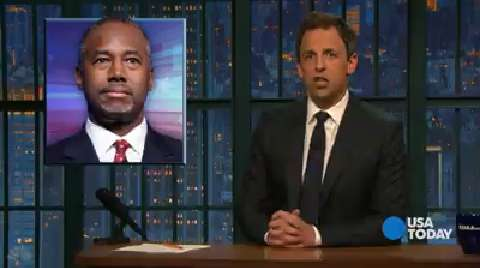 Punchlines: Will the real Ben Carson please stand up?