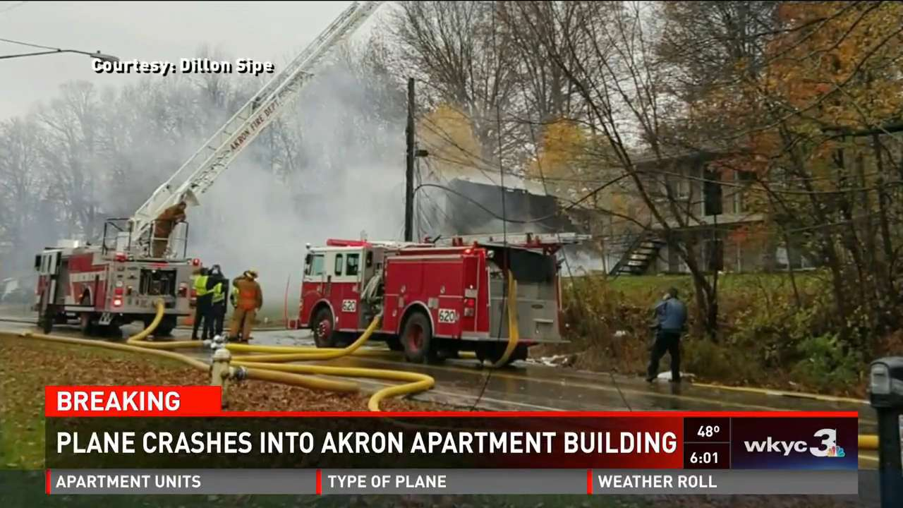 No survivors on plane that crashed into home