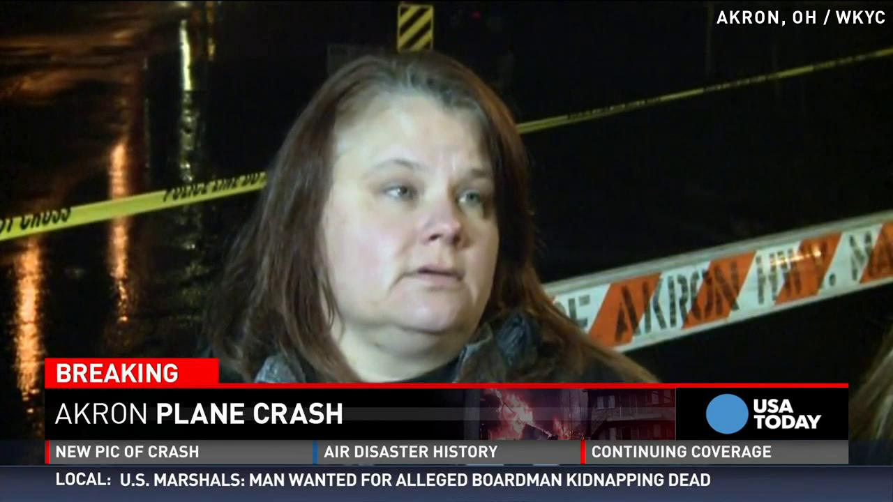 OH plane crash victim's sister: I am still in shock
