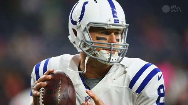 USA TODAY Sports reports on the most recent injury to Andrew Luck.