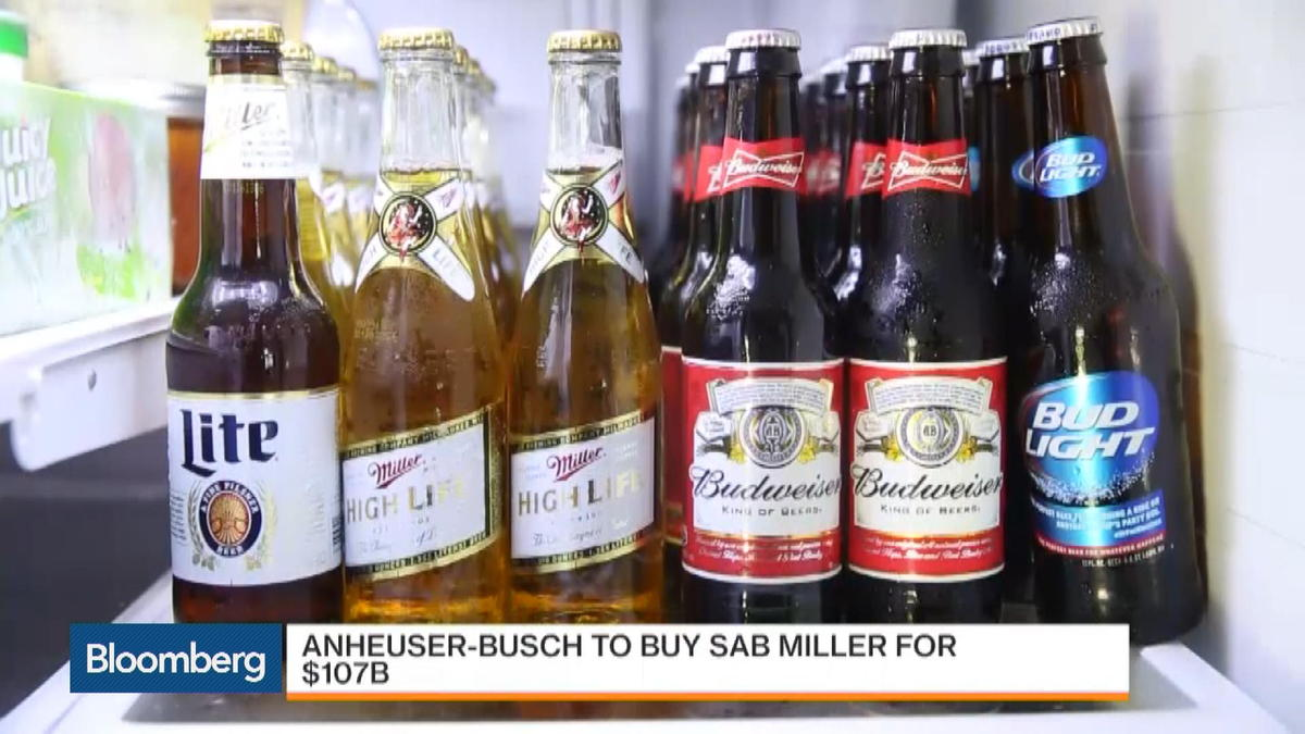 AB InBev's thirst for growth: Behind the SABMiller deal