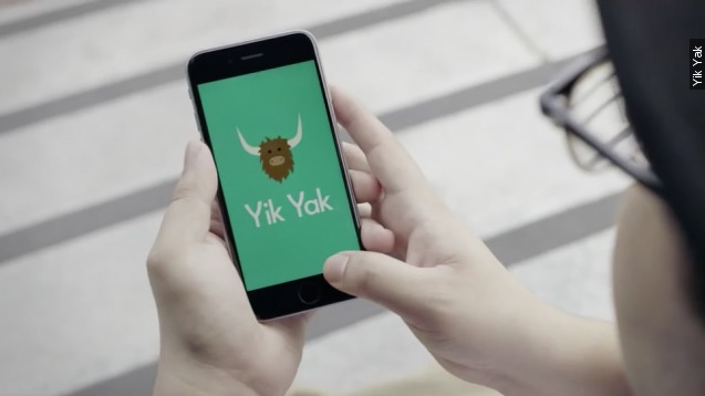 Yik Yak has safeguards to keep people from posting threats on its app, but the service still grapples with handling some of those offensive messages. Video provided by Newsy