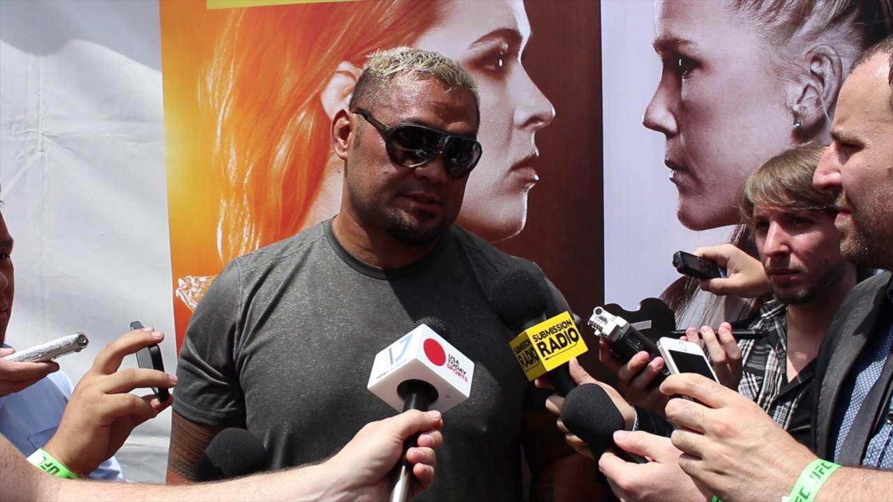 Mark Hunt not making predictions but believes he's prepared for best performance yet
