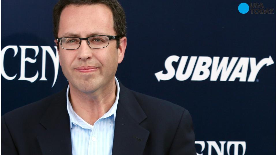 Jared Fogle may go to jail for over 12 years
