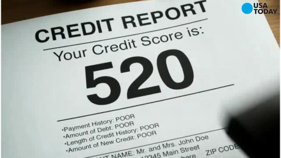 how to clear credit history