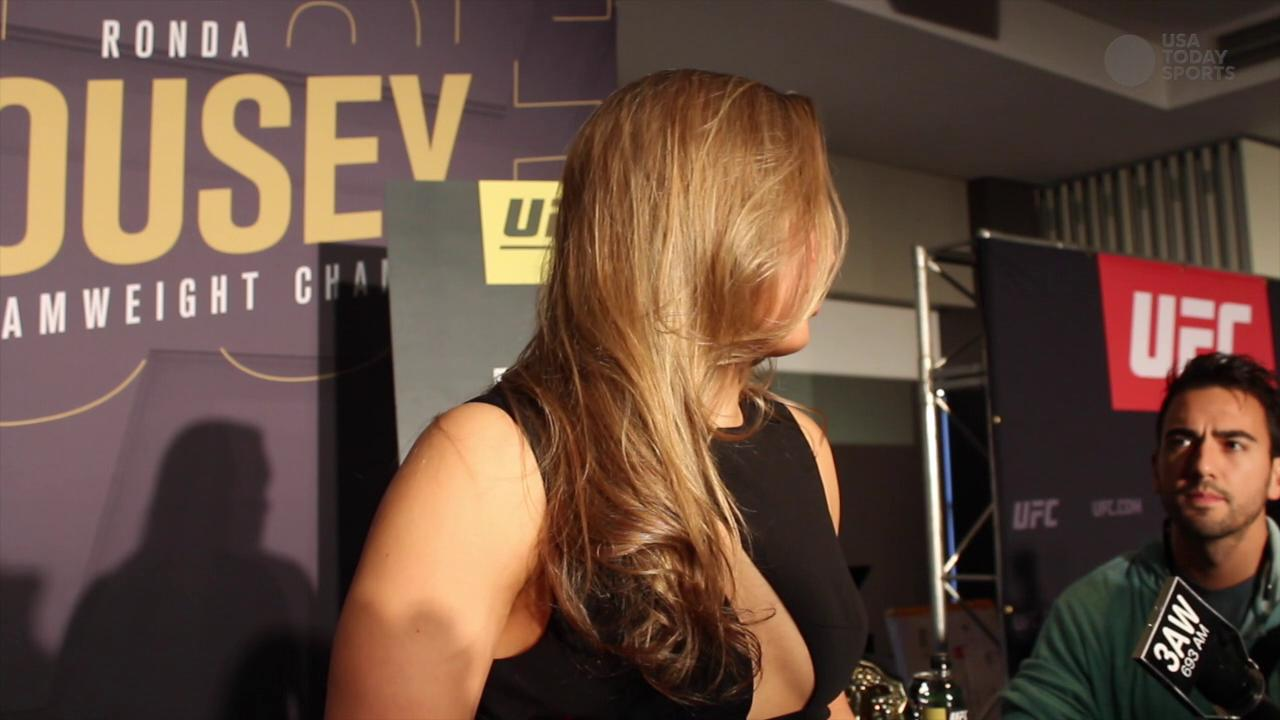 Ronda Rousey feels absolutely no sympathy for Miesha Tate